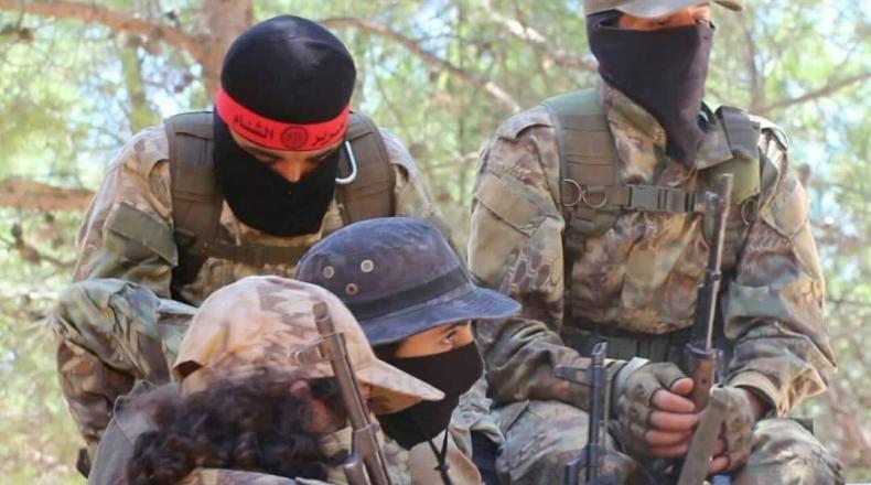 صورة هجوم حماة.. مقتل أكثر من 40 من قوات النظام بينهم ضباطا