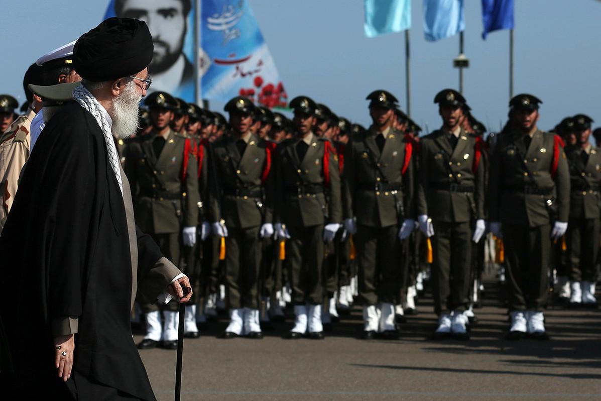 صورة فيلق القدس الإيراني: نسمع صوت تحطم عظام الأمريكيين في المنطقة