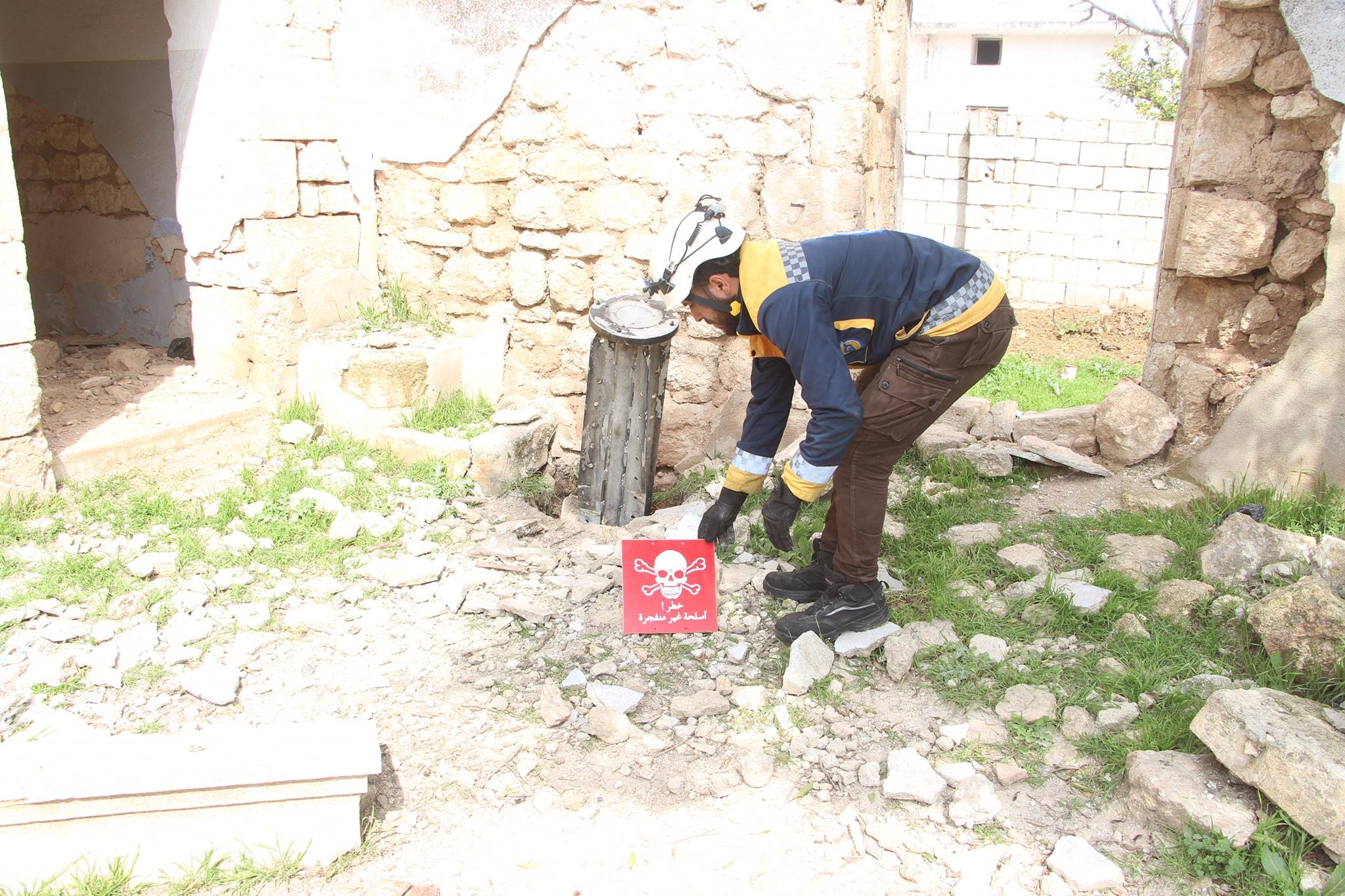 """صورة الحريري: ما يحدث في إدلب """"فظيع"""""""