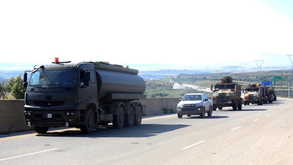 """صورة تركيا تجمد """"مؤقتا"""" دورية لها في إدلب"""