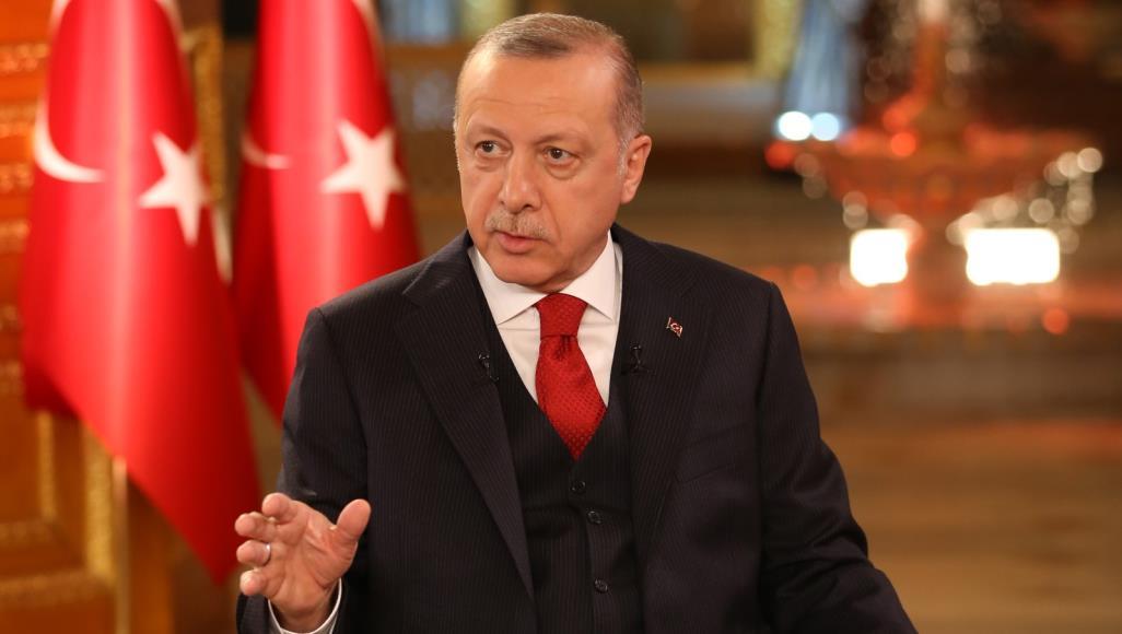 صورة أردوغان: سنحل المسألة السورية عبر المفاوضات أو ميدانيا