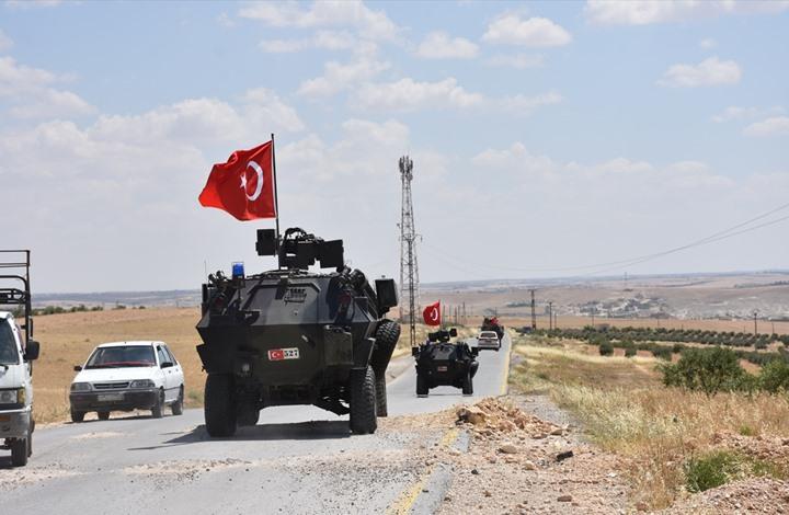 صورة تركيا تعلن بدء تحرّك عسكري بإدلب.. وينفي التواصل مع الأسد