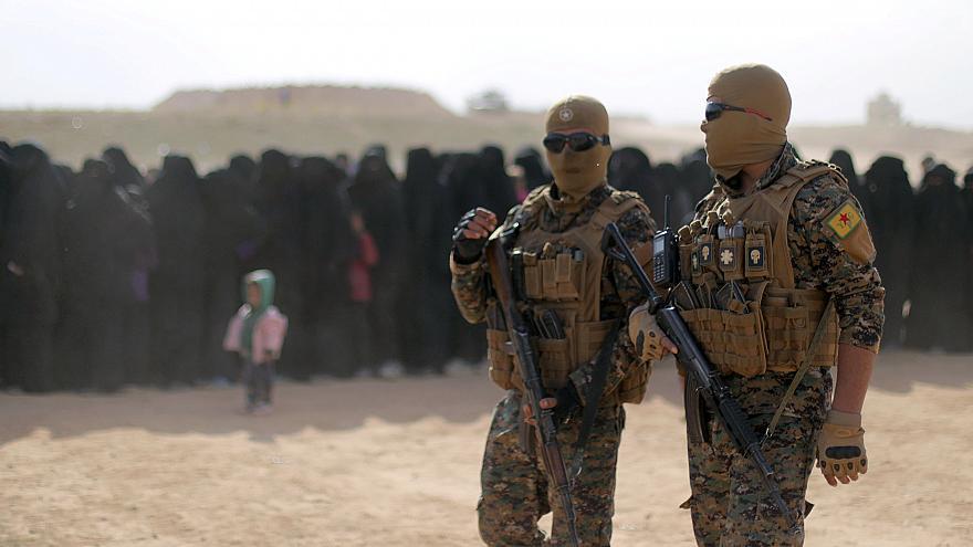 """صورة """"خلافة"""" تنظيم الدولة.. من البداية للنهاية"""
