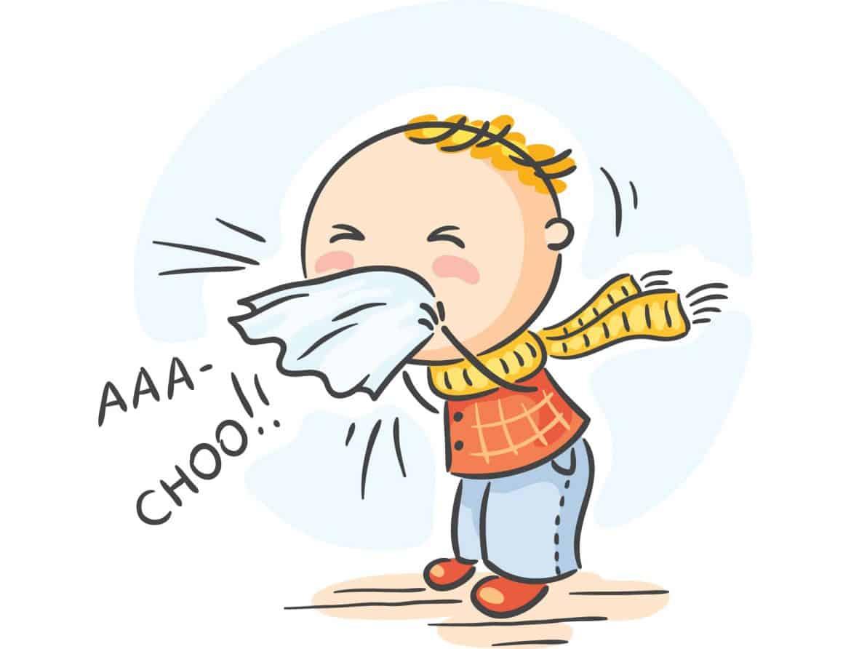 """صورة متى عليك أن تقلق؟ 4 أسباب تحول """"الانفلونزا"""" إلى مرض قاتل"""