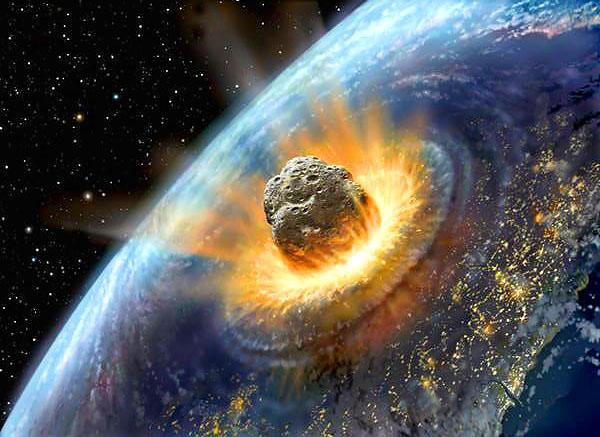 صورة تعرف على الحدث العظيم ..عندما تعرضت الأرض قبل 13 ألف سنة لضربة مذنب أباد الحياة