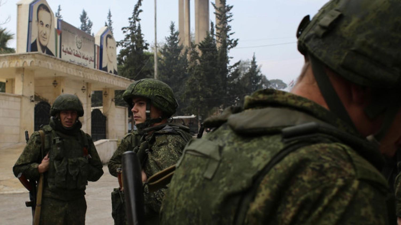 صورة سوريا.. مقتل 3 عناصر من الجيش الروسي