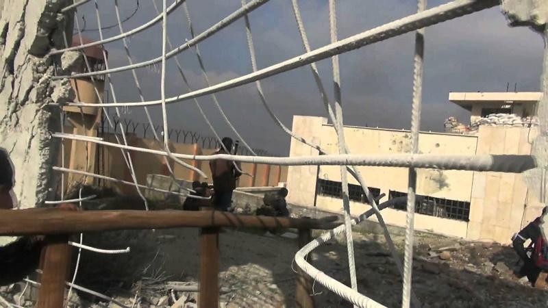صورة شهادة مروعة للتعذيب في سجون تحرير الشام