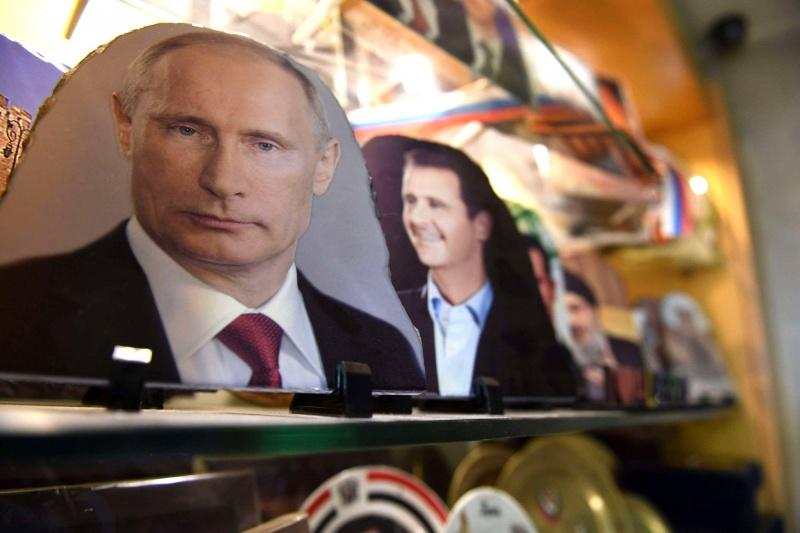 صورة عن خلافات روسية إيرانية في سورية