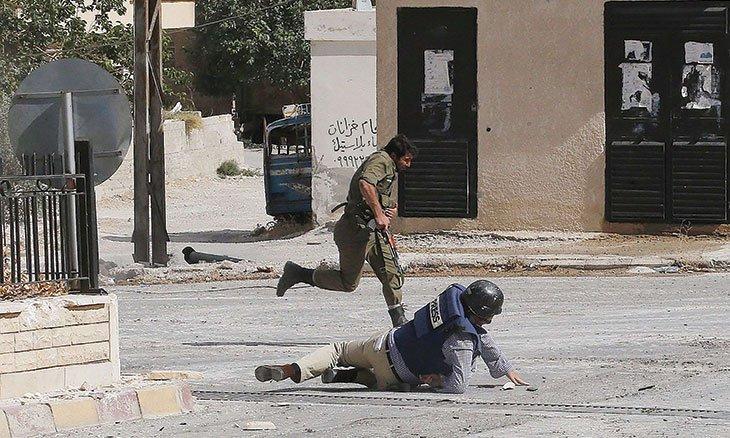 صورة سوريا: شهداء الكلمة بالمئات وإبداعات دخلت مرحلة الموت السريري