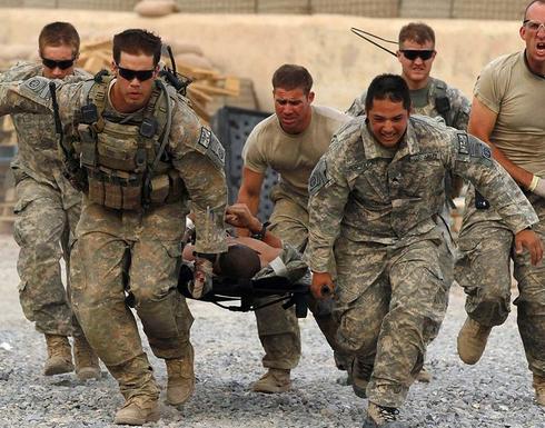 صورة مقتل 600 من الجيش الأمريكي في العراق على يد الحرس الثوري الإيراني..وواشنطن تعترف!