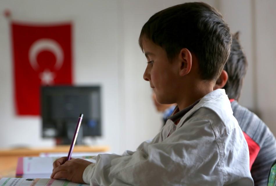 صورة اللغة العربية تزدهر في تركيا