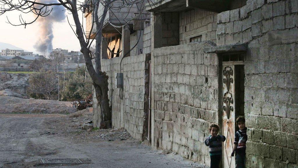 صورة ملابسات خطيرة تعتمدها مخابرات الأسد في الغوطة الشرقية
