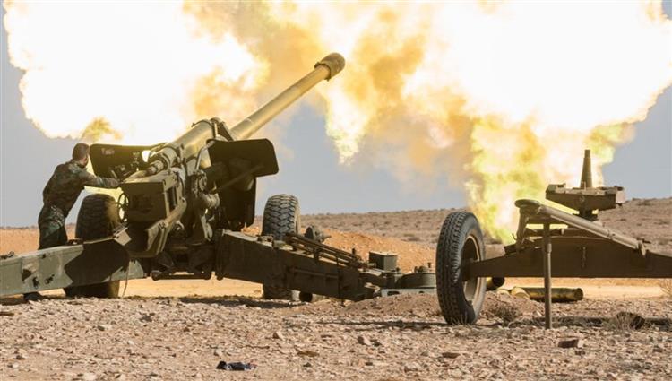 صورة بينهم ضباط.. مقتل 13 من قوات الأسد وسط سوريا