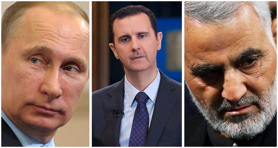 """صورة """"شائعات"""" قد تشعل حربا ضروسا في سوريا"""