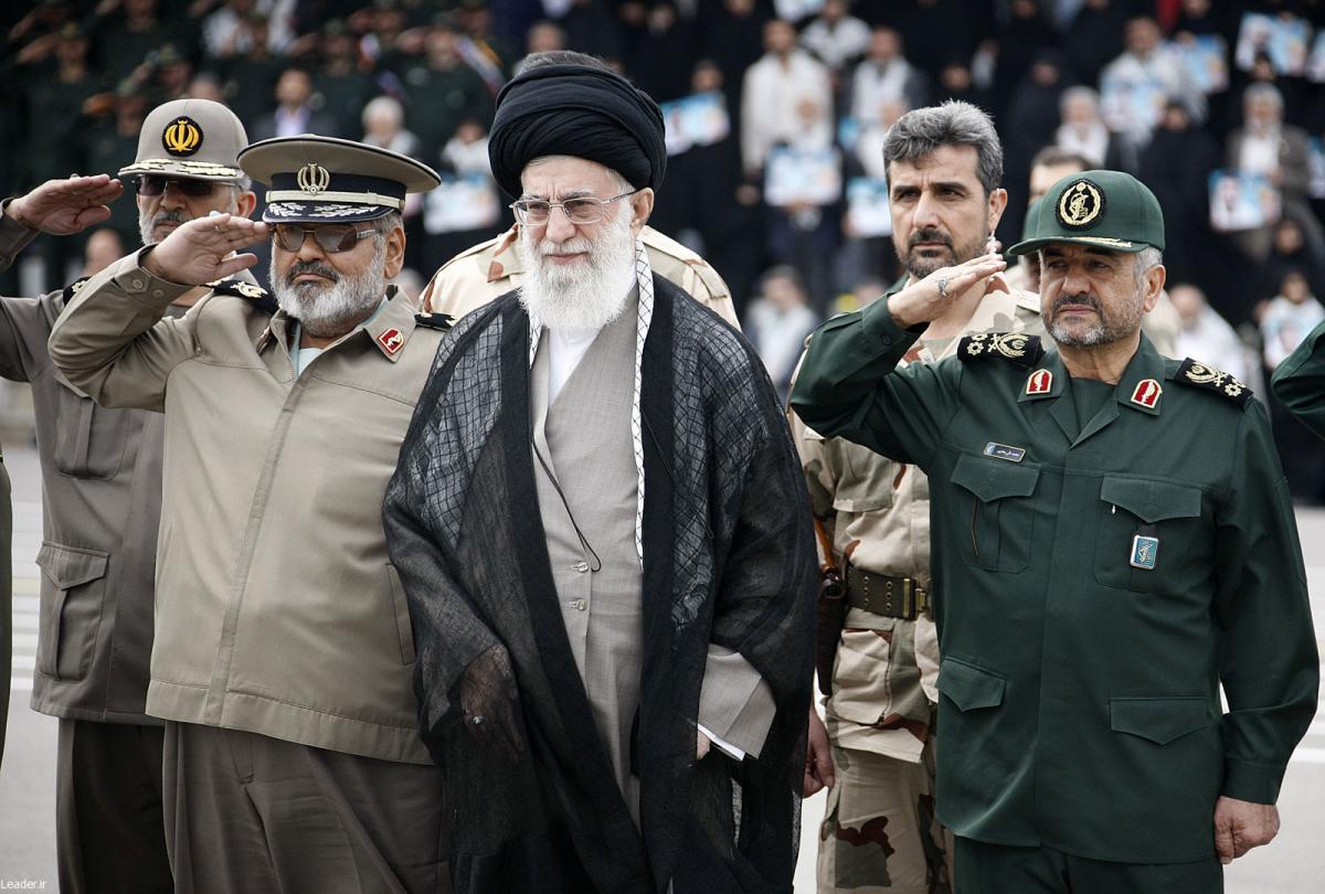صورة الحرس الثوري الإيراني يتلقى صفعة أمريكية