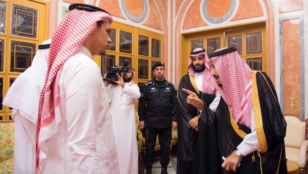صورة السعودية منحت منازل ومبالغ ضخمة لأبناء خاشقجي