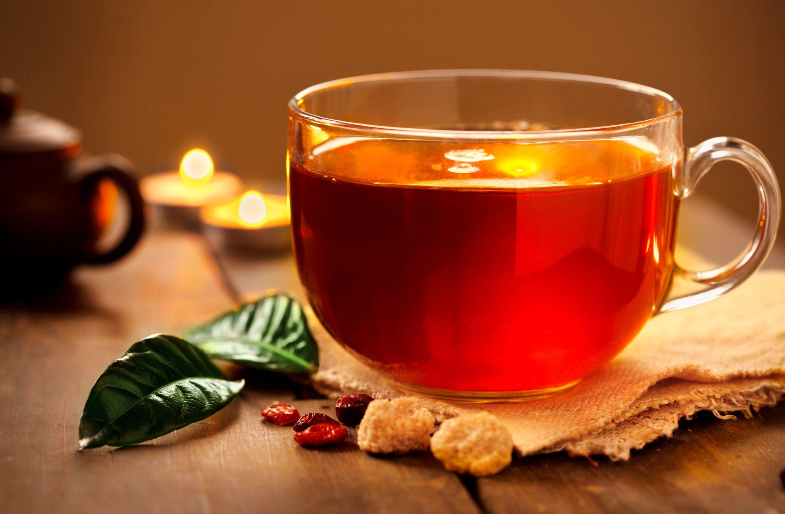 صورة دراسة: عادة قاتلة خلال شرب الشاي
