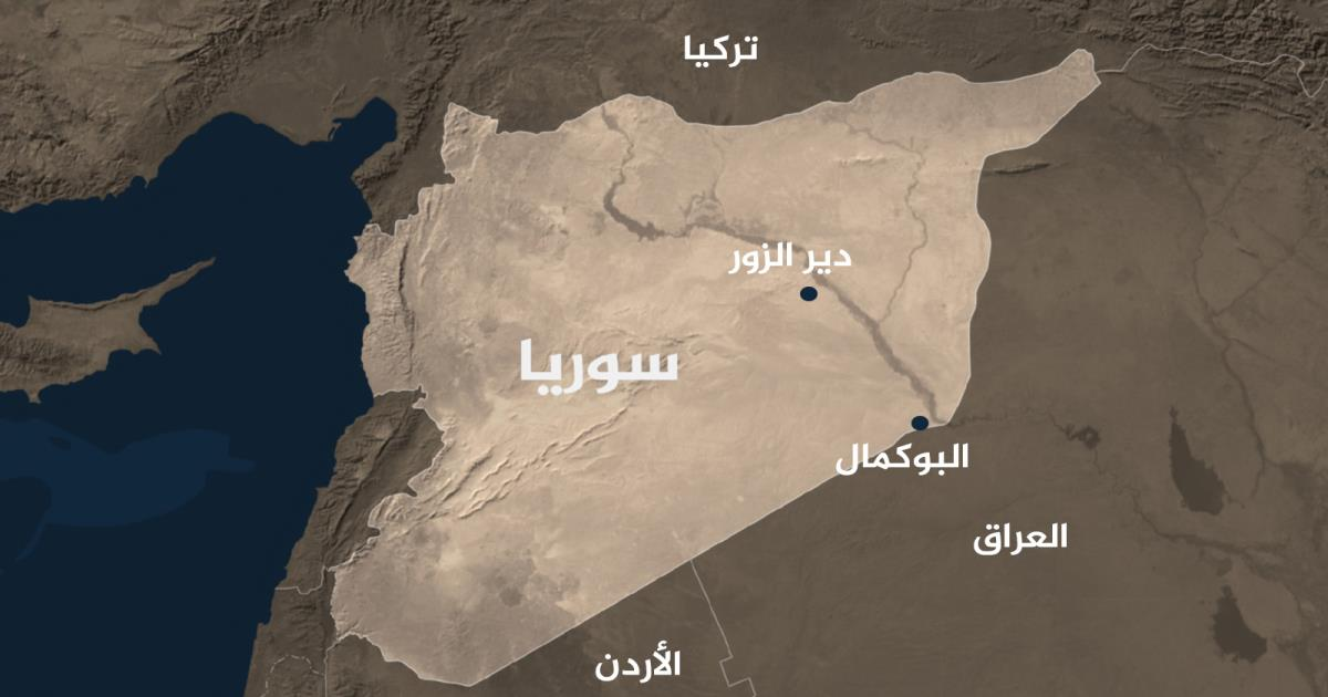 صورة صحيفة روسية: التقسيم قادم في سوريا بعد محاصصة ثراوتها؟