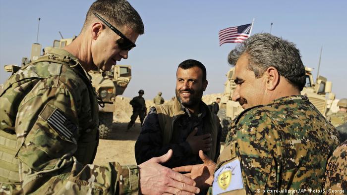صورة تصريحات أمريكية هامة حول شرق سوريا