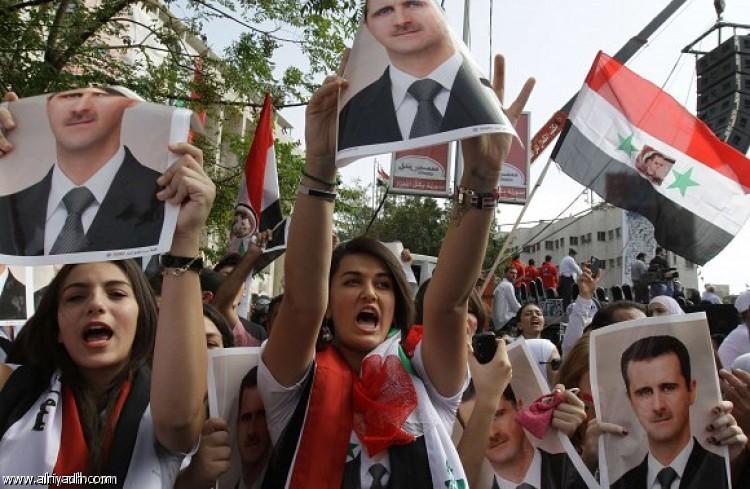 صورة بعثرة سوريا مقابل الظفر بطيف مدجن!