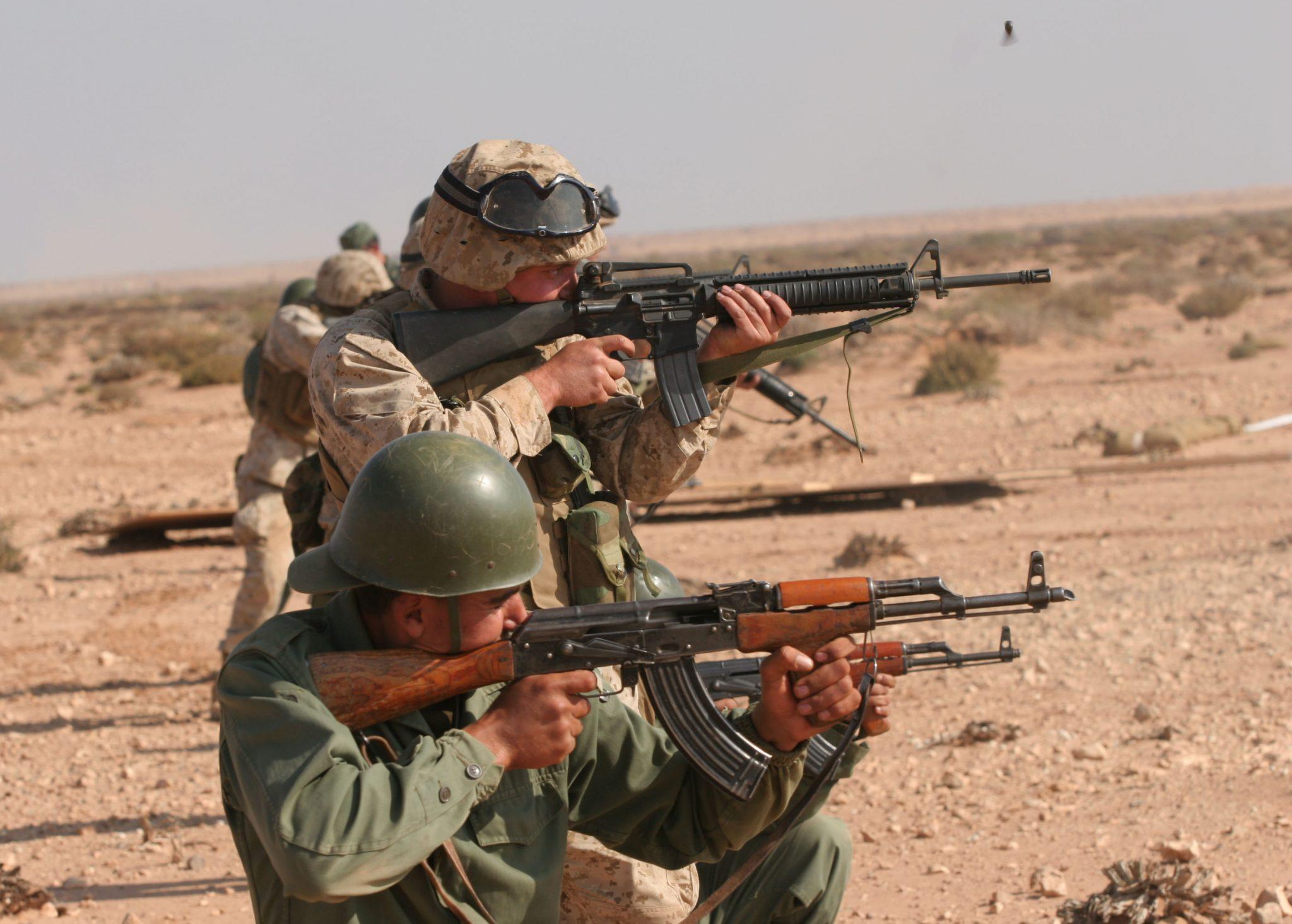 صورة بعد الهزيمة.. تنظيم الدولة سيلجأ لحرب العصابات.. وأيديولوجيته لم تنكسر