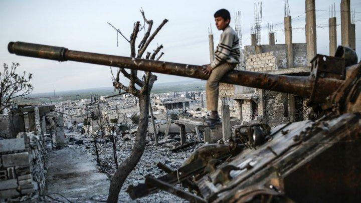 """صورة سوريا تدخل مرحلة """"التشظي الجغرافي"""""""