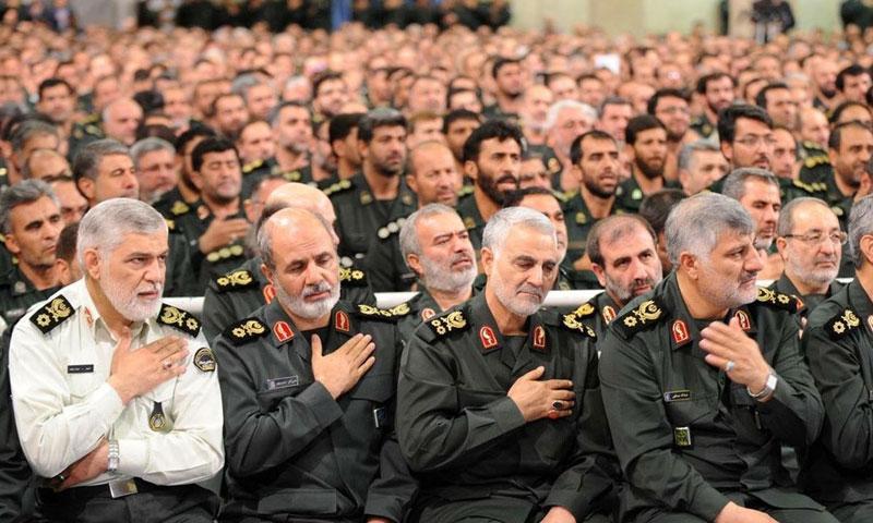 صورة ماذا يعني تصنيف الحرس الثوري الإيراني إرهابيا؟