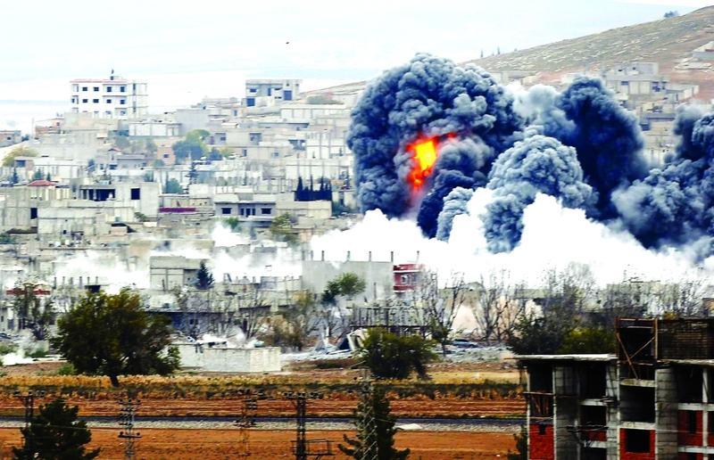صورة مفاوضات أستانة تنطلق.. وقصف إدلب متواصل