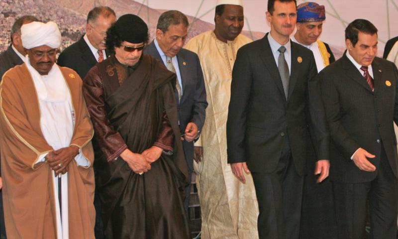 صورة الموسم الثاني من الربيع العربي.. هل ينجو منه الأسد؟