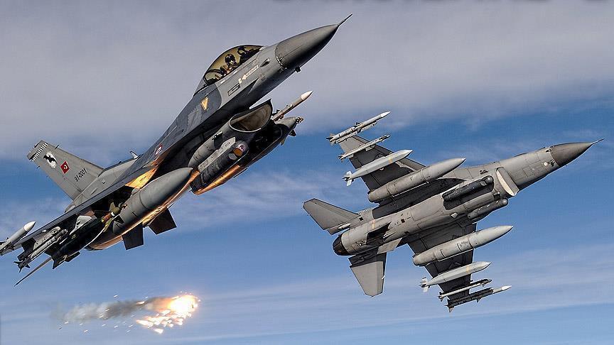 صورة بإمكانيات محلية.. تركيا تزود مقاتلاتها الحربية بقدرات خارقة