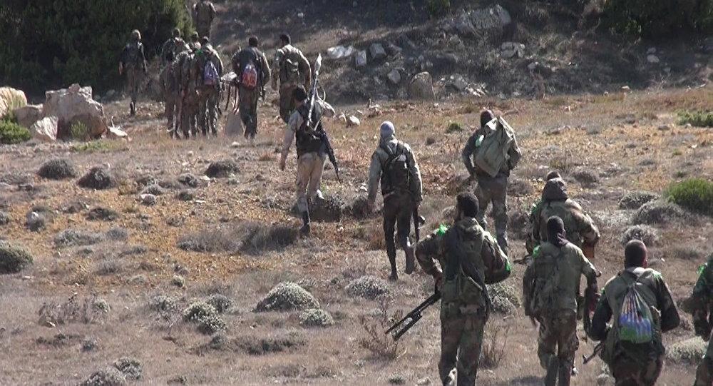 صورة النظام السوري يفتح جبهة ريف اللاذقية
