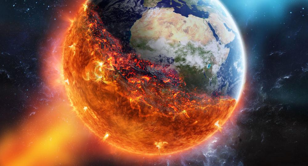 صورة يوم قد يأتي وتنتهي فيه الأرض