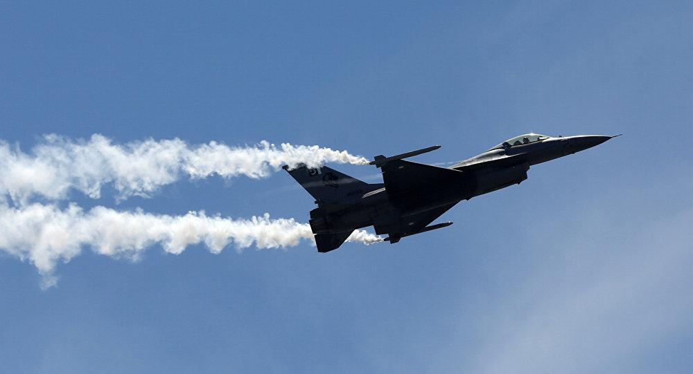 صورة طائرات إسرائيلية قصفت الحشد الشعبي في العراق وعلى حدود سوريا
