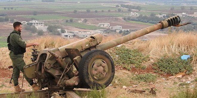 صورة ولادة مشروع مقاومة شعبية شمالي سوريا