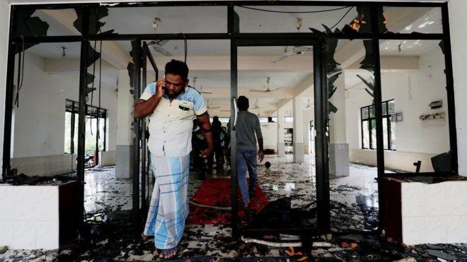 صورة سريلانكا: أحداث عنف ضد مسلمين