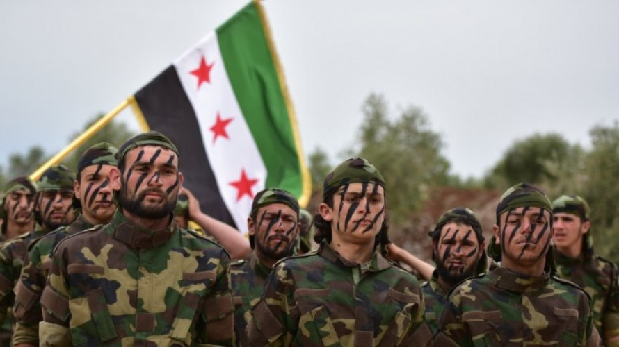 """صورة كيف برر """"جيش الإسلام"""" غيابه عن جبهات إدلب ضد النظام؟"""