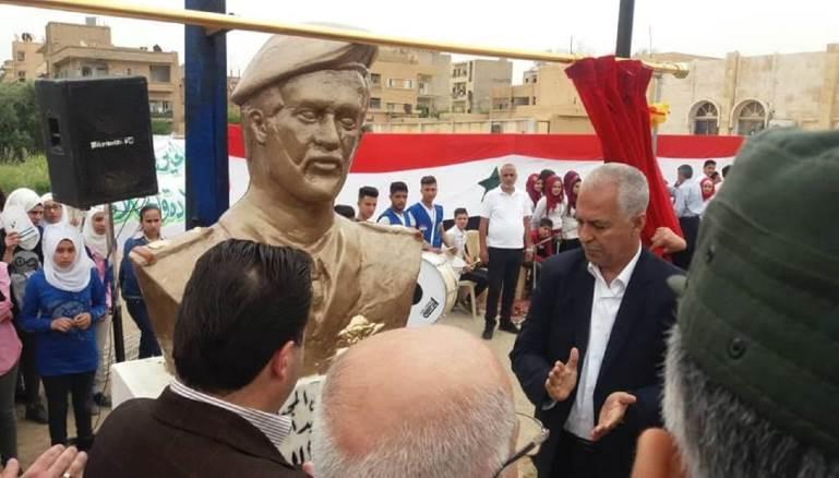 صورة عودة باسل الأسد.. مخضرماً على التقويم الهجري!