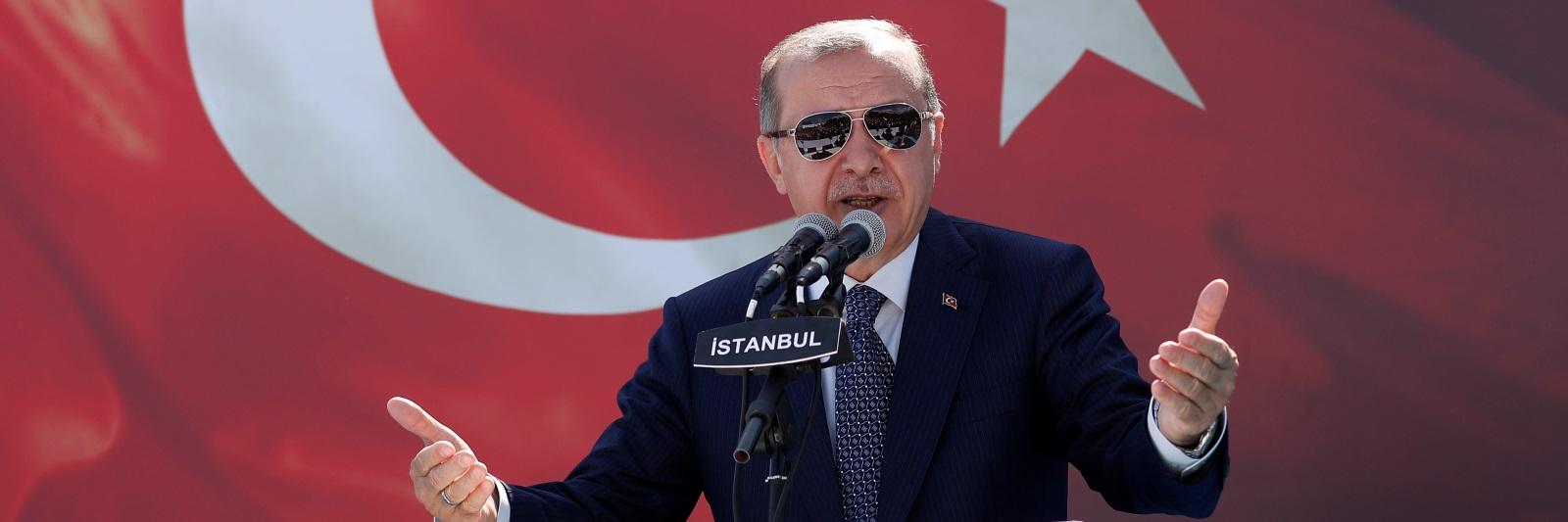 صورة حقيقة أم وهم.. هل يقود أردوغان مشروع الخلافة الجديد؟