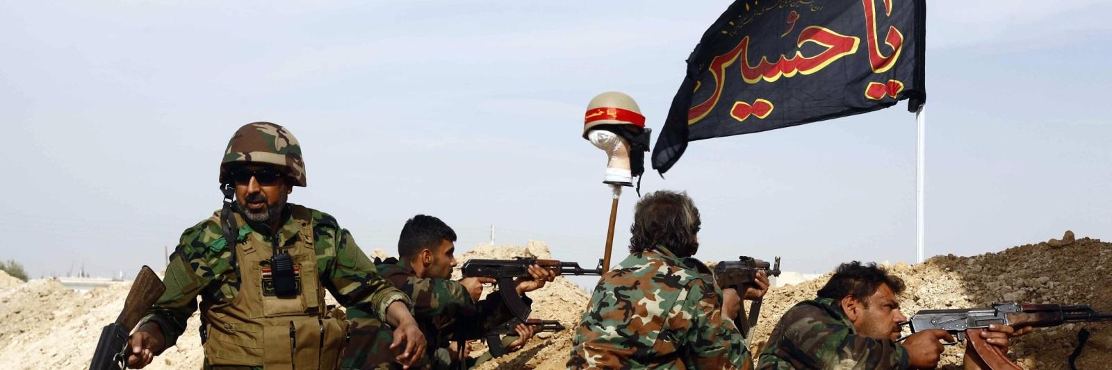 """صورة مقتل 10 عناصر من """"فيلق القدس"""" الإيراني في سوريا"""