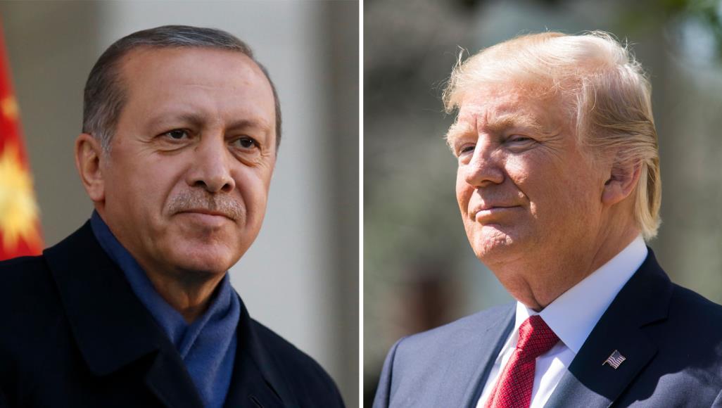صورة هل بدأ ثلج العلاقات التركية الأميركية بالذوبان؟