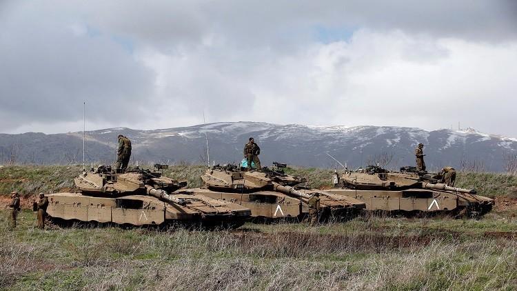 صورة على بعد أمتار من قوات الأسد.. الجيش الإسرائيلي يقتحم القنيطرة