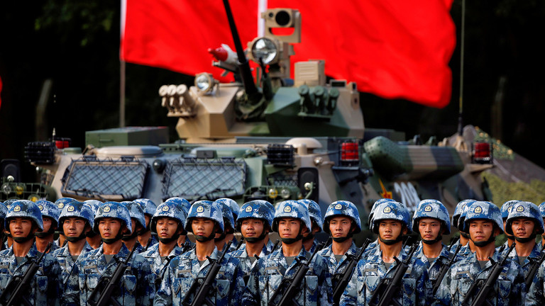صورة البنتاغون: الصين تعمل على زيادة قواعدها العسكرية في الخارج