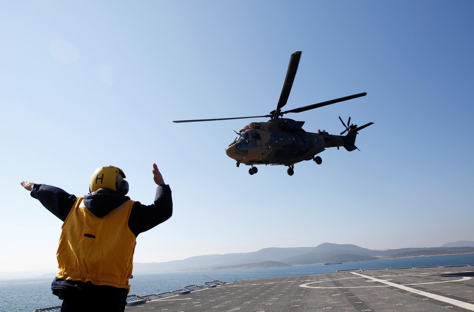 صورة تركيا تبدء أضخم مناورات عسكرية