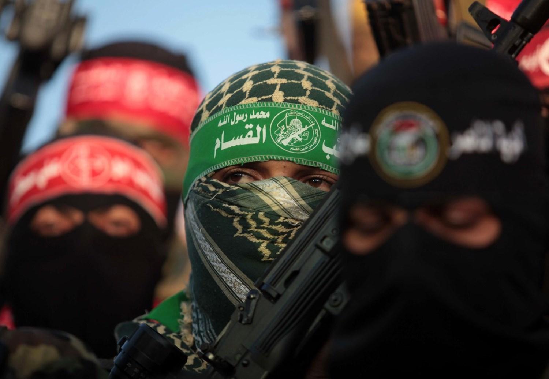 """صورة المقاومة الفلسطينية: سندك """"تل أبيب"""" الليلة"""
