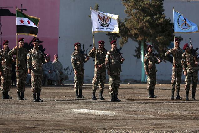صورة فيلق الرحمن وجيش الإسلام.. فرقتهما الاغتيالات وجمعهما الشمال السوري