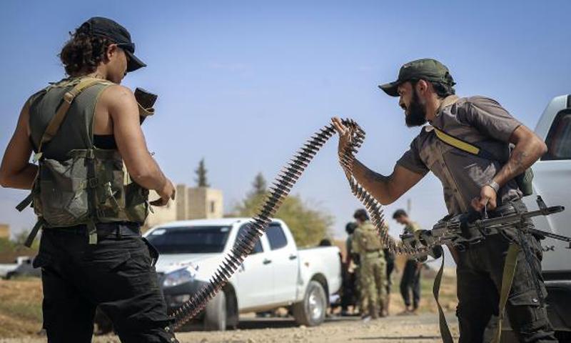 صورة سوريا.. الجولاني يهاجم الحل السياسي والمعارضة ترفض الهدنة