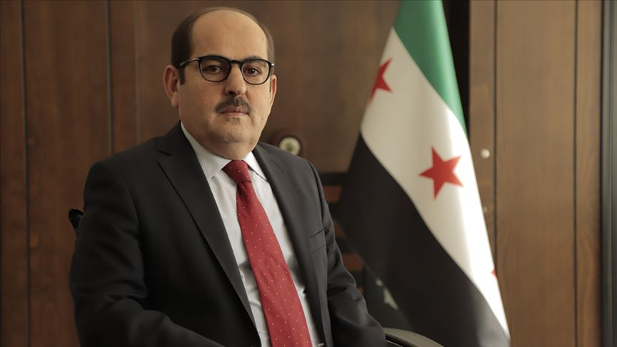 صورة رئيس الائتلاف السوري: روسيا لم تتقيد بأي اتفاقيات