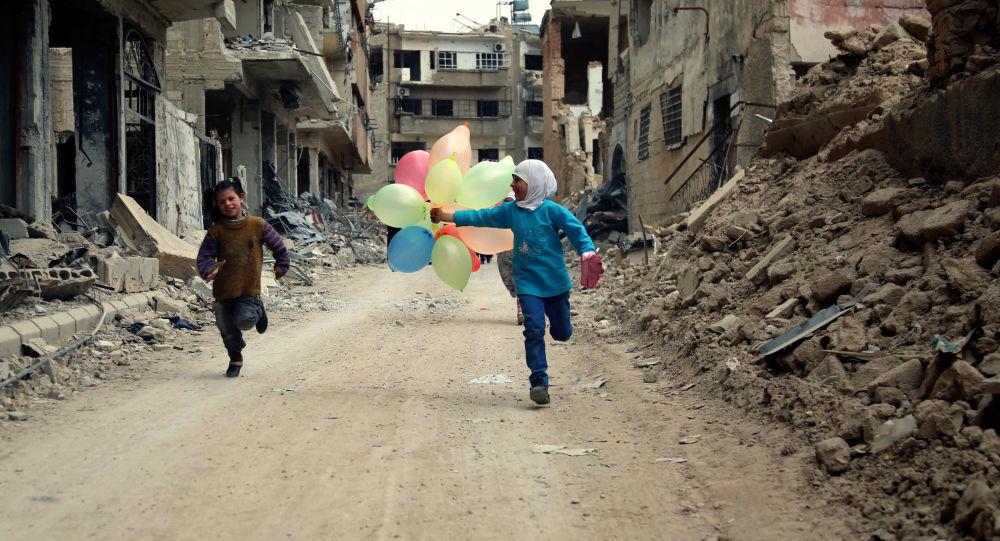 صورة قراءة حول الخطة الأمريكية للتسوية السياسية في سورية