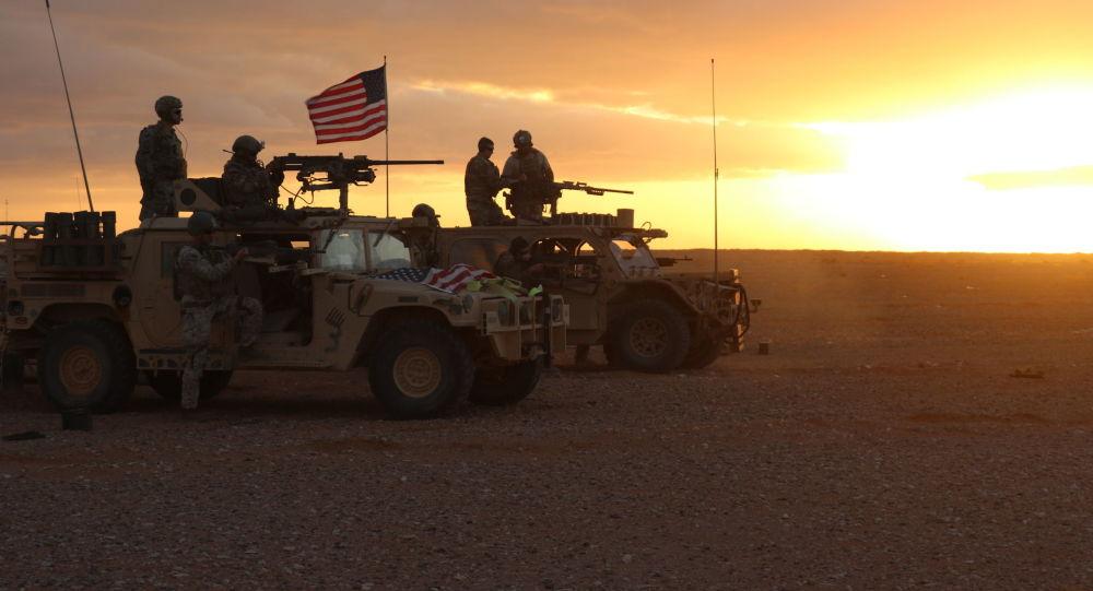 صورة على رأسهم سوريا.. الجيش الأمريكي يعزز تواجده بعدة دول عربية