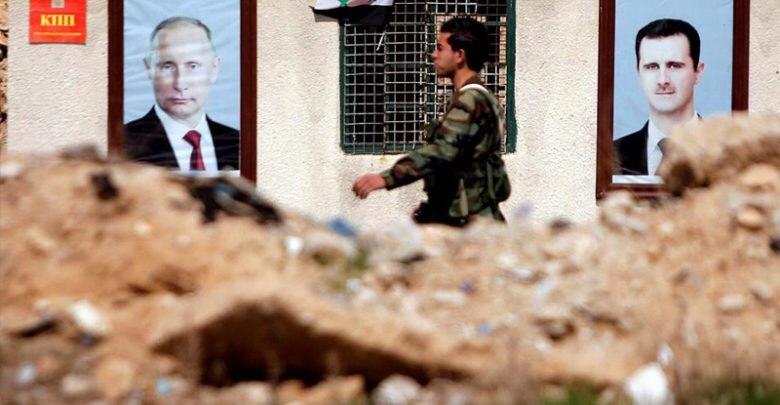 صورة درعا.. هجوم يستهدف مخابرات الأسد الجوية